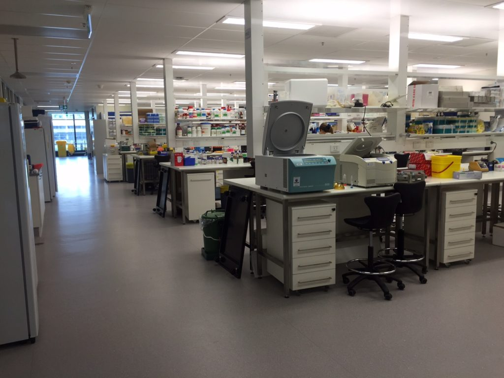 Centre for Children's Health Research Laboratory